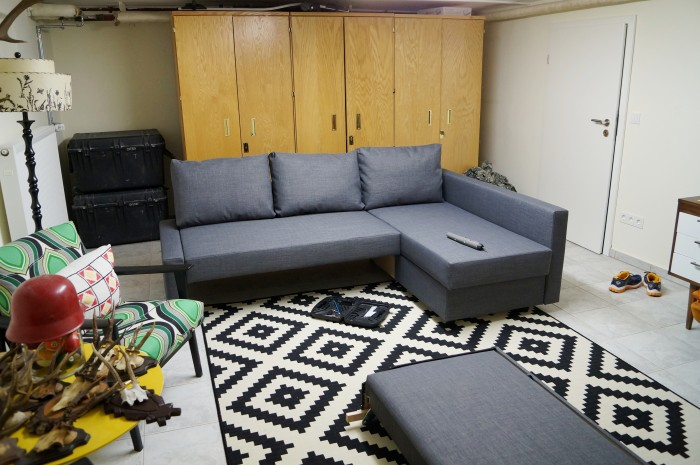 Man Cave With Bed : Man cave sofa