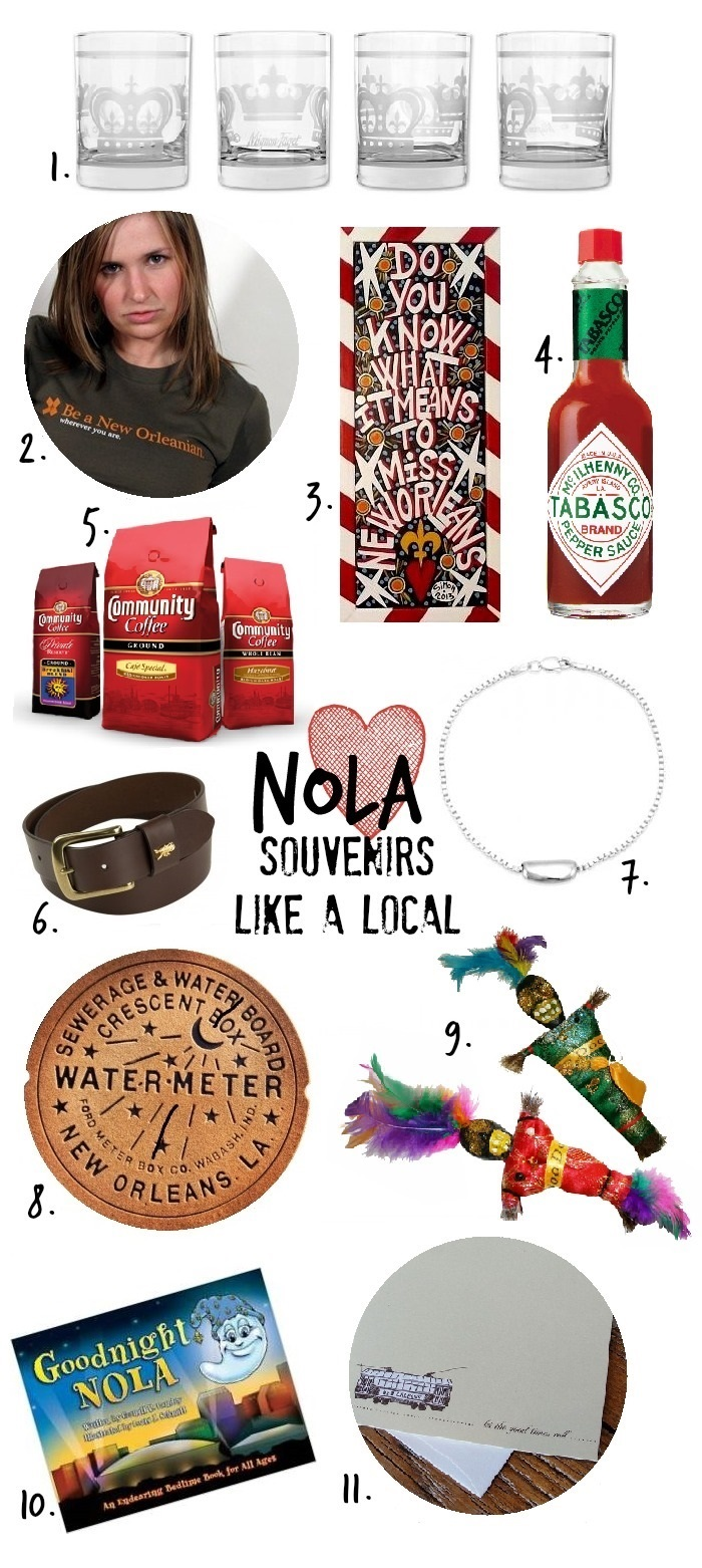 New Orleans Souvenirs Gifts - CafePress