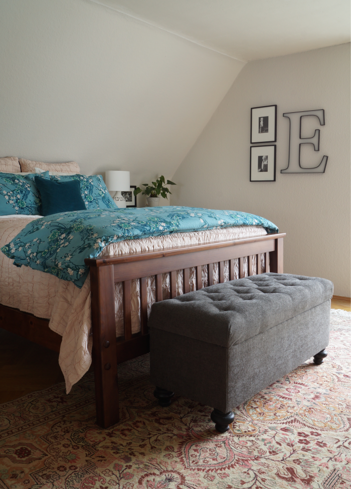 Master Bedroom Update: Master Bedroom Bedding Update