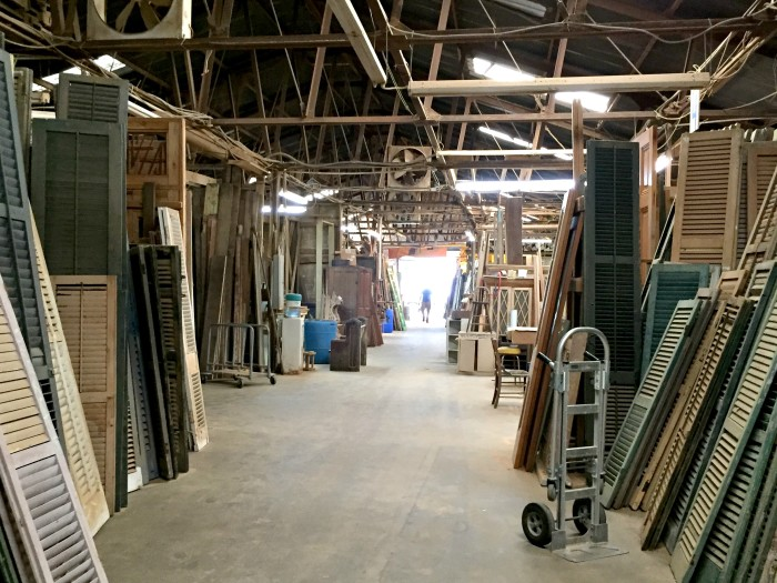 a trip to the bank – architectural salvage new orleans